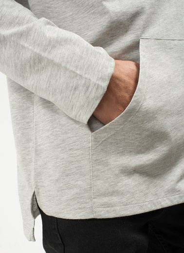 Cep Detaylı Sweatshirt-People By Fabrika